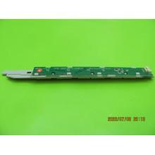 SAMSUNG LN-T4661F P/N: BN41-00851A KEY CONTROLLER BOARD