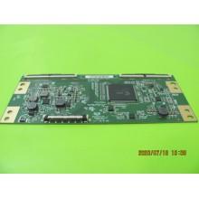 HAIER 55UG2500 P/N: HV550QUBNSA T-CON BOARD