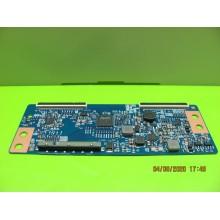 VIZIO D50-D1 P/N: T430HVN01.0 T-CON BOARD