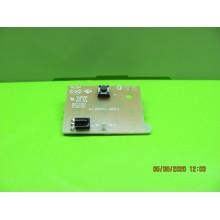 TCL 50S423-CA P/N: 40-D6001A-IRD1LG POWER BUTTON AND IR SENSOR BOARD