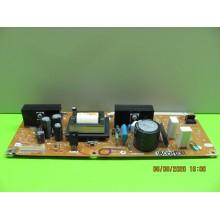 TOSHIBA 46RV530U P/N: V28A00073601SUB POWER SUPPLY BOARD