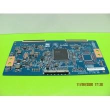 VIZIO M55-C2 P/N: P550QVN01.0 T-CON BOARD