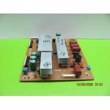 SAMSUNG PN51D450A2D P/N: LJ41-09422A Z-SUSTAIN BOARD