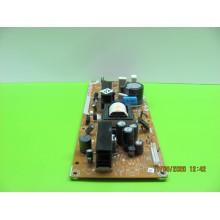 TOSHIBA 52RV530U P/N: V28A00073601 SUB POWER SUPPLY BOARD