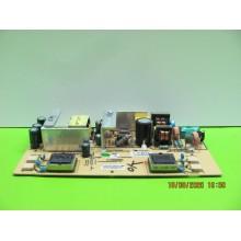 VENTURER LCD19DVD-106 P/N: LS1904006A VER2.0 POWER SUPPLY BOARD