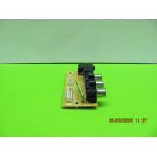 RCA L32WD12 P/N: 2146921A AV INPUT BOARD