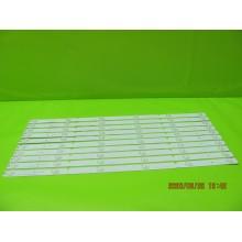 INSIGNIA NS-48D510NA15 P/N: RSAG7.820.5639 LEDS STRIP BACKLIGHT CODE: ATVIS4801 (KIT NEW)