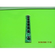 ELEMENT ELEFT405 P/N: SZTHTFTV2065 1E08788C POWER BUTTON KEY CONTROLLER BOARD