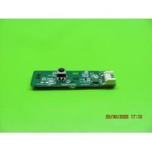 SANYO LCD-40R50F P/N: 569KH1809A IR SENSOR BOARD