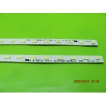 SONY KDL-55W790B KDL-55W800B P/N: 550TA46/550TA47 LEDS STRIP BACKLIGHT CODE: ATVSN5503 (KIT NEW)