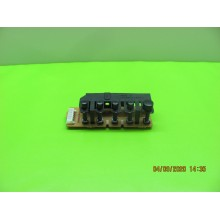 SANYO DP50749 P/N: 1AA4B10N2320A POWER BUTTON KEY CONTROLLER BOARD