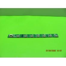 HAIER 65UF2505 P/N: CPK.XB65K200A0 KEY CONTROLLER BOARD