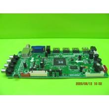 PROSCAN PLCD3956A P/N: T.MS3391.A2B MAIN BOARD