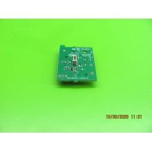 TCL 65S423 65S423-CA P/N: 40-D6001A-IRD1LG IR SENSOR BOARD