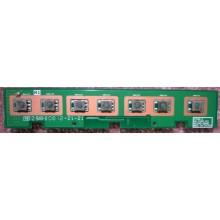 SONY: KDL-52S4100. P/N: 07496-2. KEY CONTROLLER