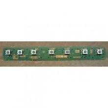 SONY: KLV-40S200A. P/N: 1-869-855-16. KEY CONTROLLER