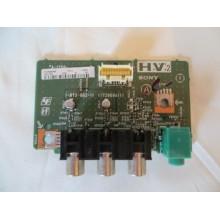 SONY: KDL-46V3000. P/N: 1-873-862-11. AV BOARD