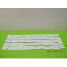 TCL D55A620U B55A558U P/N: TMT_55E5800_10X6_3030C_6S1P_W44 P103 REV.V4 LEDS STRIP BACKLIGHT CODE: ATVLT5504 (KIT NEW)