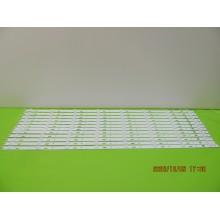 HITACHI 65R8 P/N: 0DM_650D30_3030C_12X8_V2 LEDS STRIP BACKLIGHT CODE: ATVTL6502EX (KIT NEW)