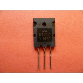 2SB1317 TRANSISTOR POWER AUDIO AMPLIF. PNP