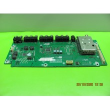 SHARP LC-46D64U P/N: QPWBNE208WJZZ KE208 TERMINAL BOARD