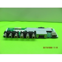 SHARP LC-46D64U P/N: XE488WJ A/V UNIT BOARD