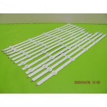 LG 50LN5700 50LN5600 50LN5400 LC500DUE-SFRZ LEDS STRIP BACKLIGHT (KIT NEW)
