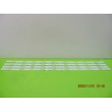 HISENSE LED40K188 LED40EC191D LED40H166 LED40K198 P/N: 2014CHI396_3228_10_REV1.0_140911 LEDS STRIP CODE: ATVHS4001 (KIT NEW)