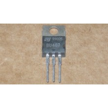 BU407 TRANSISTOR POWER HIGH VOLTAGE PNP