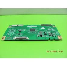 SKYWORTH 65Q20200 P/N: HV650QUB-N90 T-CON BOARD