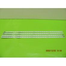 SONY KDL-50EX645 P/N: V500H1-LS5-TLEM4 (2) + V500H1-LS5-TREM4 (2) LEDS STRIP BACKLIGHT (KIT NEW)