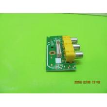 HAIER L42B1180 P/N: 303C3211053 AUDIO/VIDEO INPUT