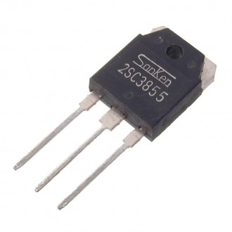 2SC3855 TRANSISTOR AUDIO POWER AMPLIF. NPN