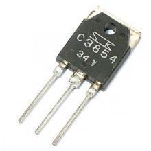 2SC3854 TRANSISTOR AUDIO POWER AMPLIF. NPN