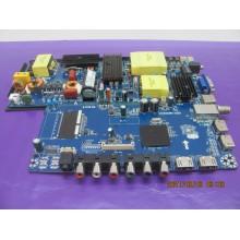 SYLVANIA SLED5550-B-UHD P/N: CV3458H-A50 POWER SUPPLY AND MAIN BOARD