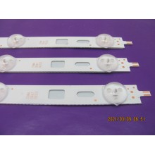 SONY KDL-32R420B KDL-32R430B P/N: NDS0EM WA TYPE REV0.0 LEDS STRIP BACKLIGHT CODE: ATVSN3204 (KIT NEW)