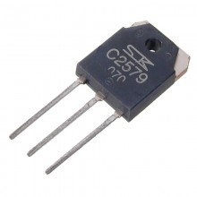 TRANSISTOR POWER AMPLIF. NPN
