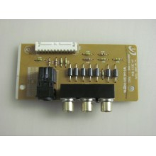 SAMSUNG: HP-R4272C. P/N: BN41-00388B. AV INPUT BOARD