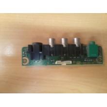 SONY: KLV-40S200A. P/N: 1-869-854-16. INPUT BOARD