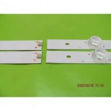 HAIER 65UGX3500 P/N: CRH-K65C8003030T12066BT-REV1.0 LEDS STRIP BACKLIGHT CODE: ATVHE6503EX (KIT NEW)