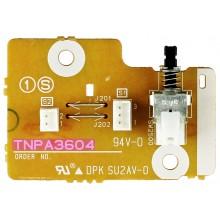 PANASONIC: TH-42PD50U. P/N: TNPA3604.BUTTON BOARD