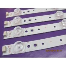 TCL 50S423-CA P/N: 4C-LB5007-ZM0202J89M LEDS STRIP BACKLIGHT (KIT NEW)