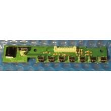 AKAI: LCT2715. P/N: E3731-052020-1. KEY BUTTON CONTROLLER