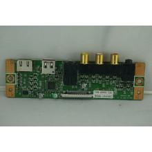 SAMSUNG: HP-T4254. P/N: BN96-05039D. AV BOARD