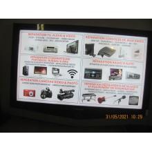 SAMSUNG: LN-R408D. P/N: 400W2C4LTV0.1. T-CON BOARD