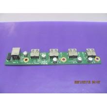 INFOCUS INF7021A P/N: E162264 USB INPUT BOARD