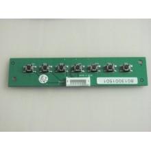 SOYO: MT-PRTPT3208NB. P/N: E8013001501. KEY CONTROLLER