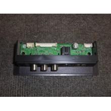 LG: 42LB5DF-UC. P/N: EAX34772502. AV INPUT BOARD