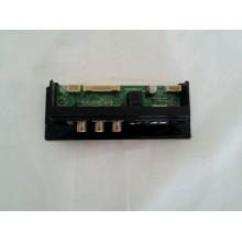 LG: 37LB4DS-UA. P/N:EAX34772502 (1). AV INPUT BOARD