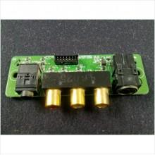 SAMSUNG: LN-T3232H. P/N: BN41-00625A. AV INPUT BOARD